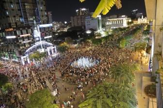 Những điểm vui chơi đêm giao thừa Tết Dương lịch ở Sài Gòn