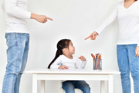Không có cách dạy con đúng, chỉ có cách dạy con hợp lý
