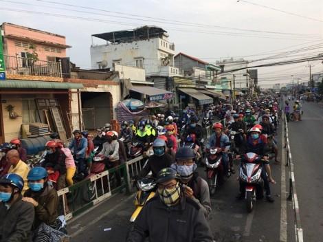 Cửa ngõ Sài Gòn thông thoáng ngày cuối nghỉ Tết Dương lịch 2018