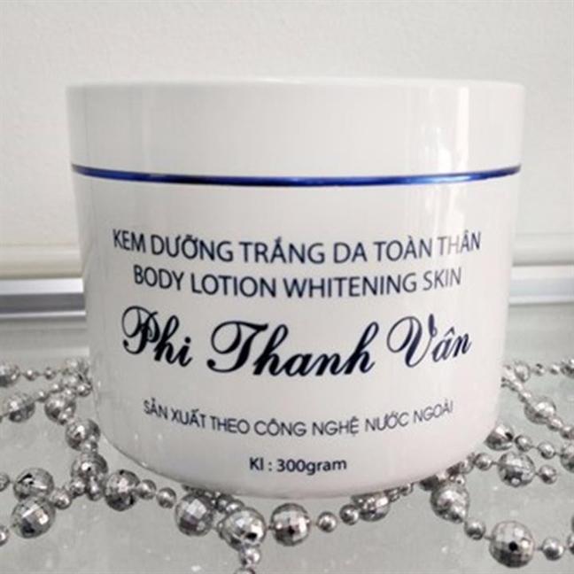 My pham Phi Thanh Van se bi thu hoi de tieu huy