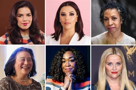 300 sao nữ Hollywood chung tay khởi động chiến dịch chống lạm dụng tình dục