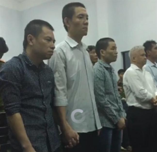 Tòa tuyen án tu hinh dói vói Dang Van Hien trong vụ xả súng khién 3 nguòi tủ vong