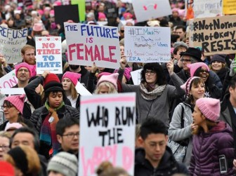 2018 - Năm bùng nổ của nữ quyền