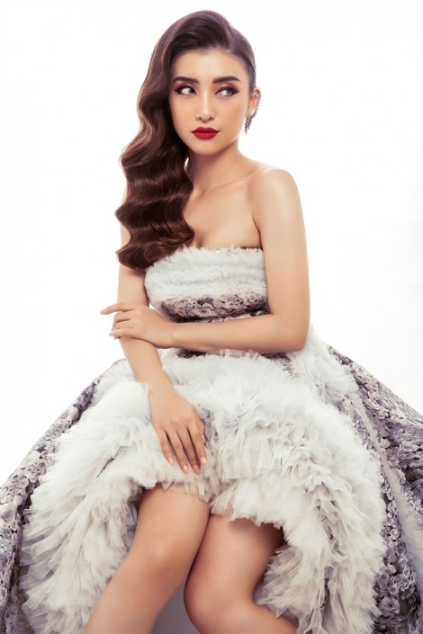Ca sĩ Tiêu Châu Như Quỳnh: 'Sự cố đạo váy là do ê-kíp của tôi chủ động'