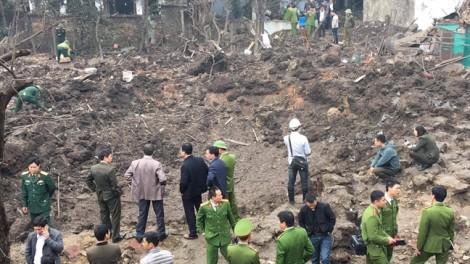 Vụ nổ kinh hoàng ở Bắc Ninh: Đầu đạn tiếp tục phát nổ khiến 1 người bị thương