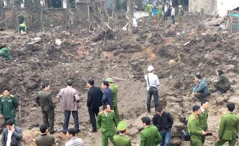 Vụ nổ kinh hoàng ở Bắc Ninh: Phó Thủ tướng Thường trực yêu cầu điều tra, xác minh nguồn gốc vật liệu gây nổ