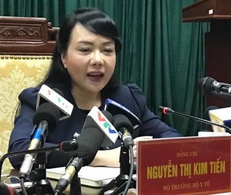 Bộ trưởng Bộ Y tế: Năm 2018, bệnh viện lớn tại Hà Nội và TP.HCM không còn nằm ghép