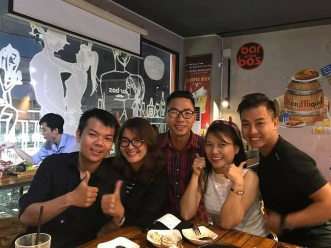 '12 thang da qua cua toi': Nhu the la hanh phuc!