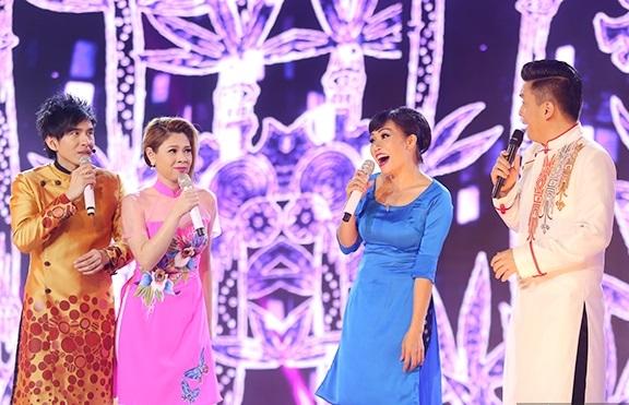 Thanh Thao ngam khang dinh BTC 'Lan song xanh' khong moi tran trong nen nhieu nghe si lon huy show