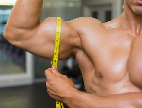 Cơ bắp có khỏe như vâm?