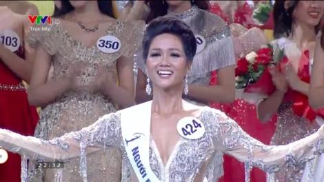 H'Hen Niê là Hoa hậu Hoàn vũ Việt Nam 2017