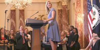 Ivanka Trump né luật để quảng bá thương hiệu thời trang riêng?