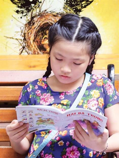 Chọn sách cho con, dễ hay khó?