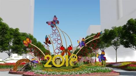 TP.HCM có nhiều sự kiện mừng Tết Nguyên đán 2018