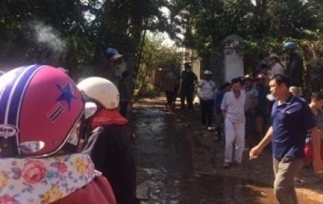 Hai vợ chồng tử vong trong căn nhà khóa cửa ngoài, nghi do cướp