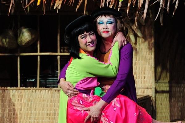 Du bi che bai vi xau, Truong Giang van khong lac dau voi gia gai