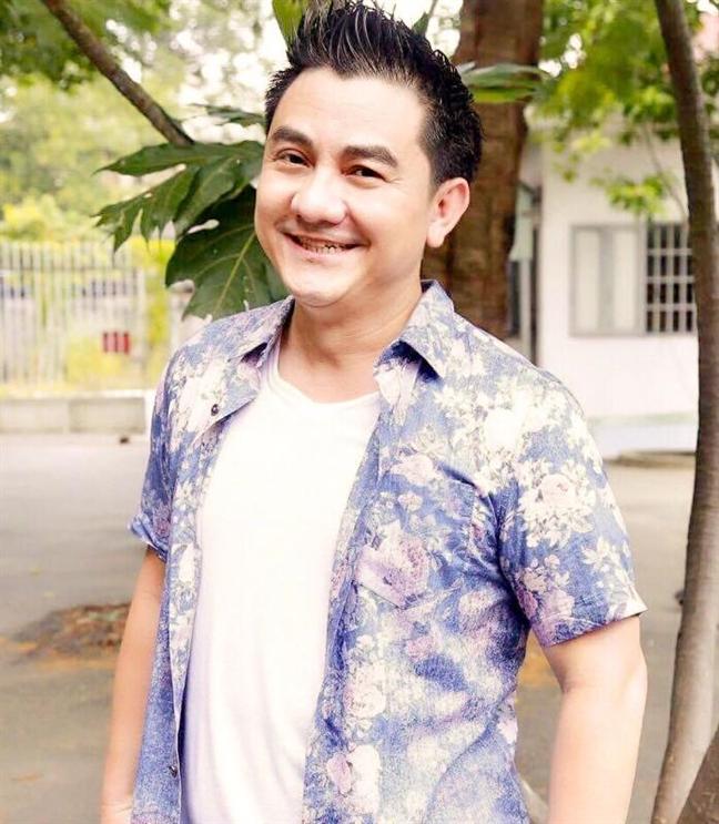 Nghe si hai Anh Vu: Tung lap gia dinh nhung khong thich phoi bay chuyen doi tu