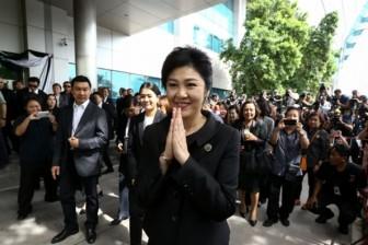 Ngoại trưởng Thái Lan xác nhận cựu Thủ tướng Yingluck đang ở London