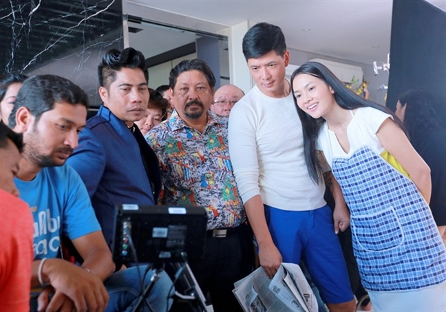 Dao dien goc Viet- Peter Hien: 'Nhieu nguoi hoi toi ve Viet Nam lam phim voi muc dich gi?'