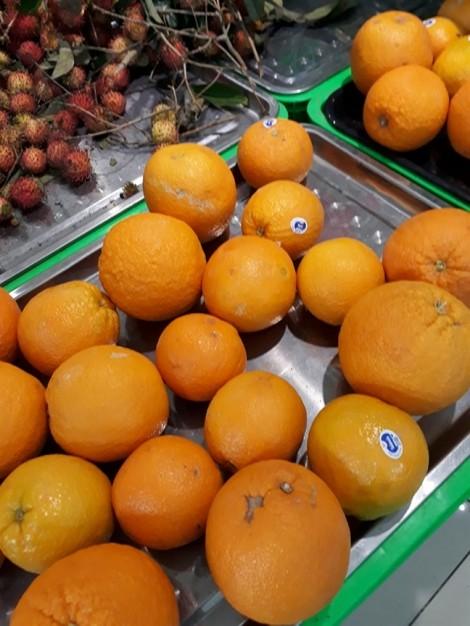 Mua trái cây siêu thị, tưởng ngon thành bỏ