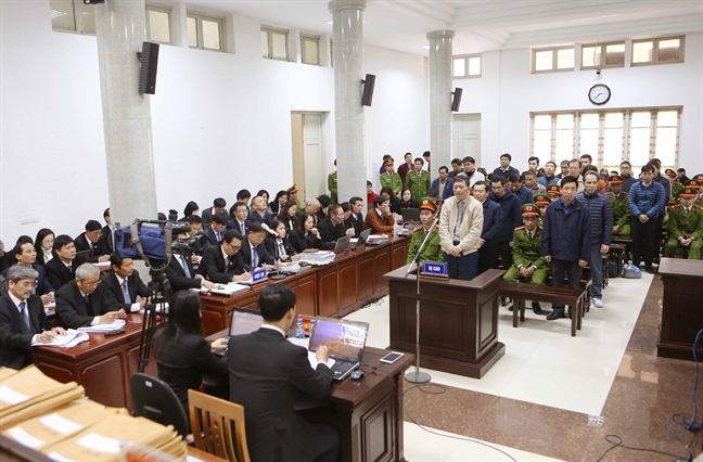 Vien KSND Ha Noi de nghi ong Trinh Xuan Thanh tu chung than