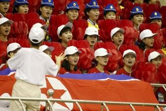 Ngắm vẻ xinh đẹp rạng ngời của 'đội quân nhan sắc' Triều Tiên
