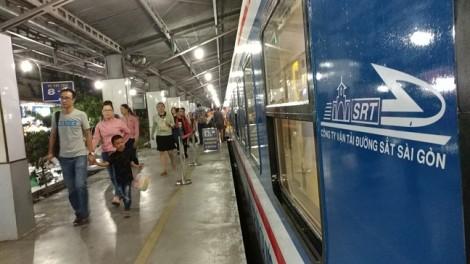 Đường sắt đưa đoàn tàu 'tiêu chuẩn hàng không' vào khai thác dịp Tết