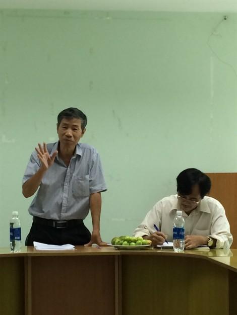 Hội Nhà văn TP.HCM nhận sai, mong khép lại ồn ào về giải thưởng