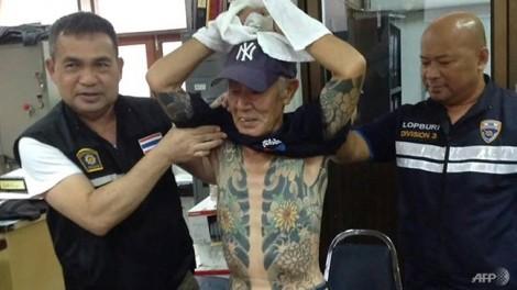 Trốn sang Thái, gangster Nhật vẫn bị 'tóm' vì lộ hình xăm trên mạng xã hội