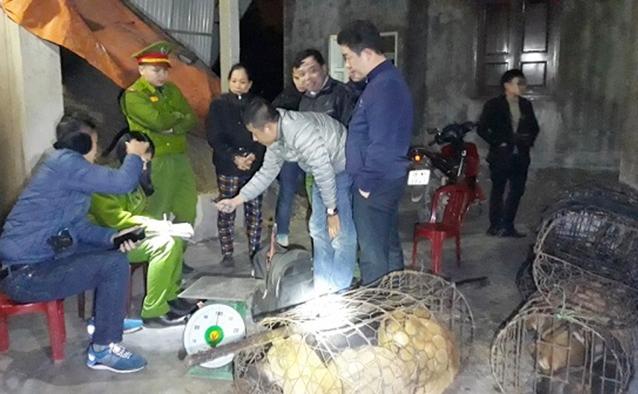 Nhom 'cau tac' hoat dong chuyen nghiep, lieu linh chong tra khi bi truy duoi