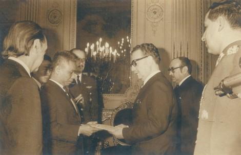 50 năm Tổng tiến công và nổi dậy Xuân Mậu Thân: Ấn tượng Việt Nam qua chuyện đời đại sứ
