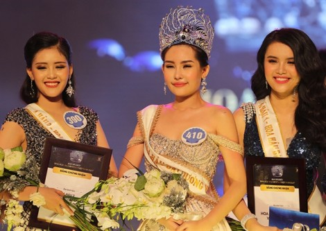 'Rớt' vương miện Hoa hậu Đại dương, ai 'hứng' trách nhiệm?