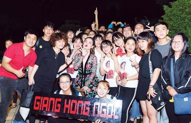 Giang Hong Ngoc khong con la nhan to bi an