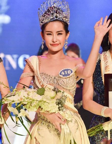 Le Au Ngan Anh noi gi khi bi thu hoi danh hieu Hoa hau Dai duong Viet Nam 2017?