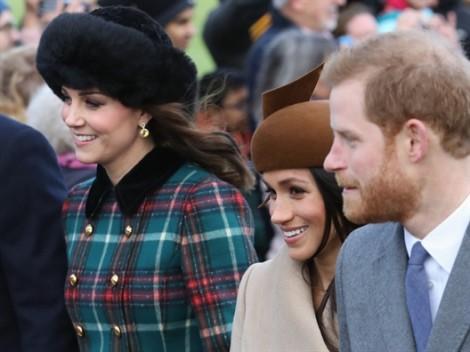 Meghan Markle 'qua mặt' đàn chị Kate Middleton?