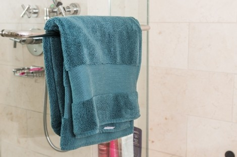 Bao lâu nên giặt khăn tắm một lần?