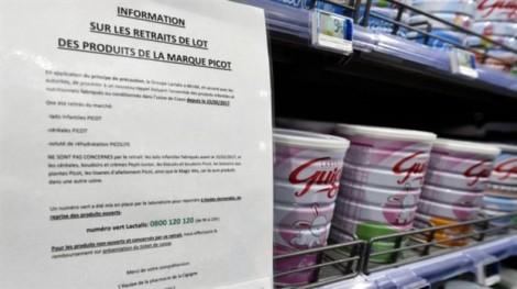 Bê bối sữa nhiễm khuẩn salmonella 'ảnh hưởng đến 83 quốc gia'