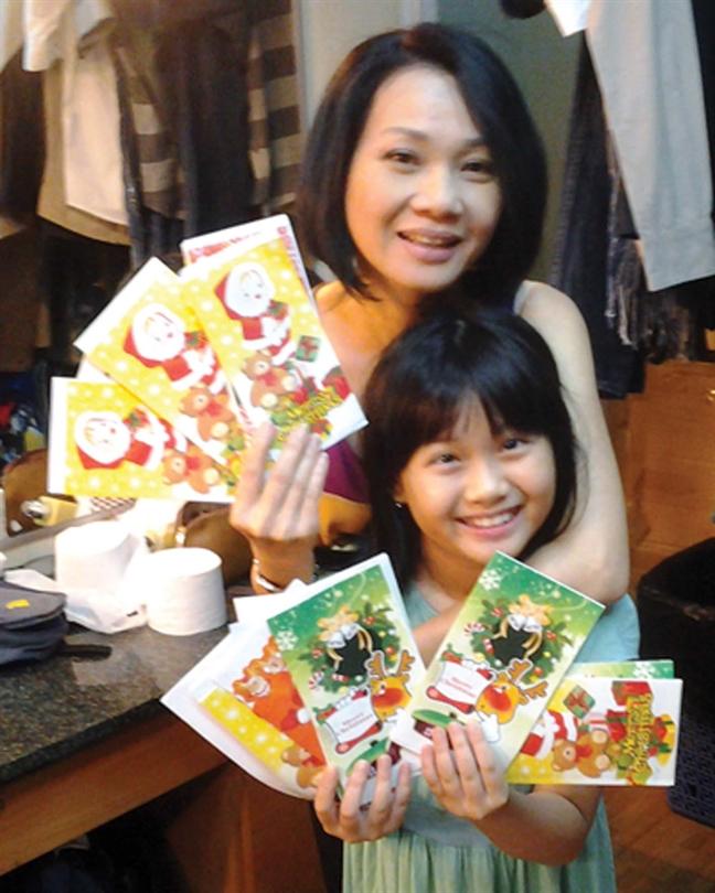 Dien vien Hoang Trinh: Toi luon lo minh chua la me tot