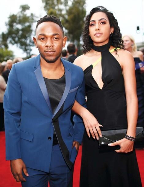 Kendrick Lamar và album đến từ 'con gái tương lai'