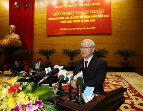 Tổng Bí thư Nguyễn Phú Trọng: Cán bộ, đảng viên vi phạm kỷ luật đến mức báo động