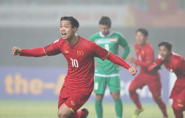 Dia chan o Giang To: U23 Viet Nam lam nen lich su truoc U23 Iraq