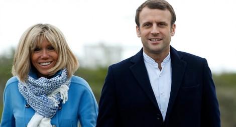 Vết thương lòng của Đệ nhất phu nhân Pháp thuở mới yêu học trò kém 24 tuổi