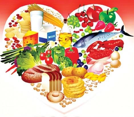 Chế độ dinh dưỡng ngày Tết cho người bệnh