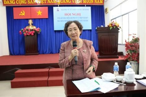 Hội Phụ nữ từ thiện TP.HCM: Hơn 9,5 tỷ đồng chăm lo người nghèo