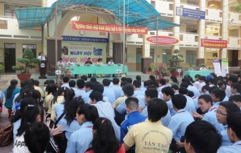 Vụ sa thải lao động trái luật và trốn đóng BHXH tại Trường THCS Tân Tạo, Q. Bình Tân, TP.HCM: Lại tiếp tục hoãn xử