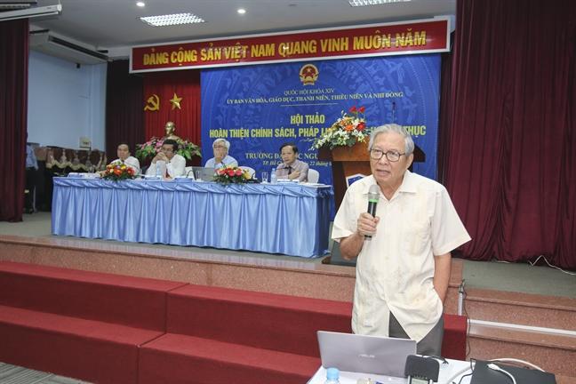 Truong hoc la doanh nghiep sieu loi nhuan?
