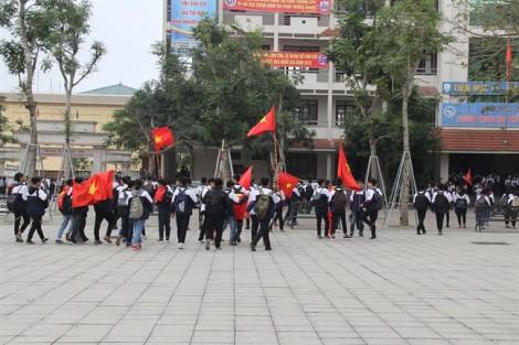 Học sinh được nghỉ học, tiểu thương đóng quầy để cổ vũ cho U23 Việt Nam