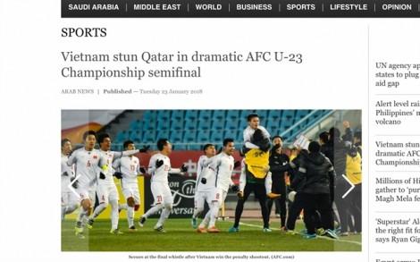 Truyền thông châu Á kêu gọi ASEAN đoàn kết ủng hộ U23 Việt Nam