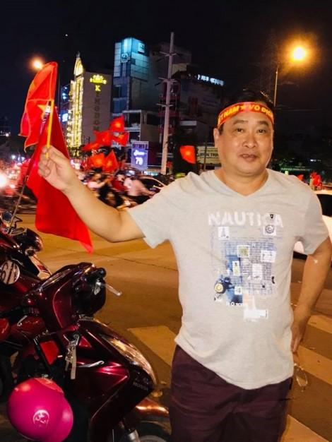 Bác sĩ Sài Gòn 'đi bão' mừng U23 Việt Nam chiến thắng