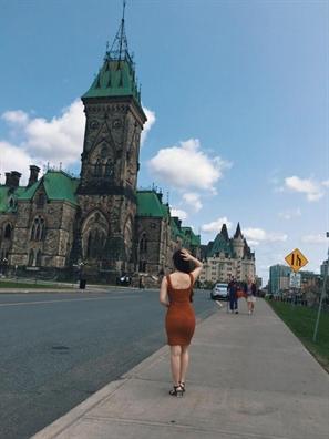 Gap 'me bim sua' Viet o Canada truyen cam hung: Du vat va quan quat van phai dep tu A den Z